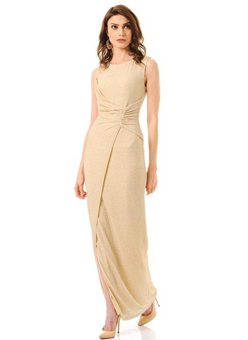 Koton Elbise Altın